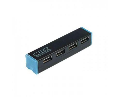 USB HUB CBR CH-135 4-х ПОРТОВЫЙ Plug&Play ПРОВОД 4.5см