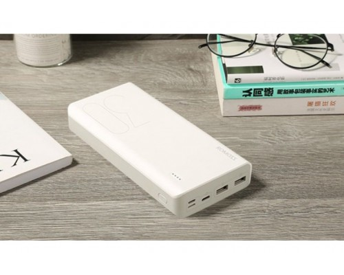 Powerbank внешний акб 30000 mah ROMOSS sense 8